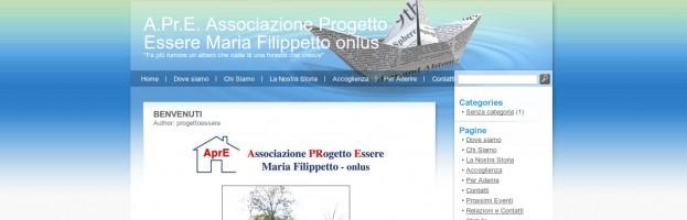 Associazione Progetto Essere Maria Filippetto onlus