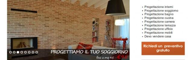 Progettareinterni: servizio di interior design