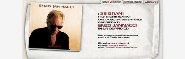 Sito ufficiale di Enzo Jannacci